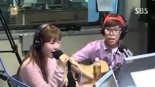 Gambar cover Give Love Akdong Musician Live