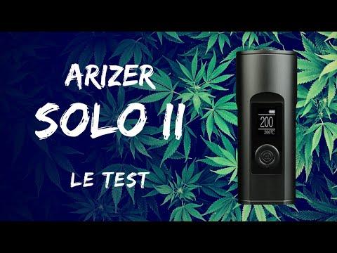 Test du Arizer Solo 2   La Meilleure Autonomie du Marché !