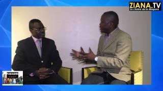 "PARADES (Partie 2). Emmanuel OKAMBA: ""I"