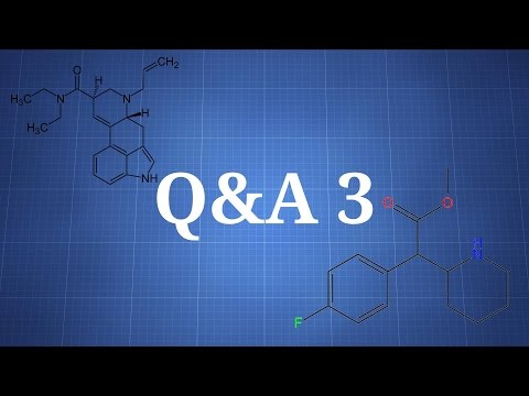 Q&A 3 - Lysergamide Syntheses, 4F-MPH