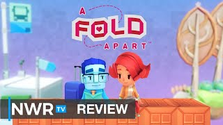 A Fold Apart (Switch) Review - Folding Your Way Towards Love (Video Game Video Review)