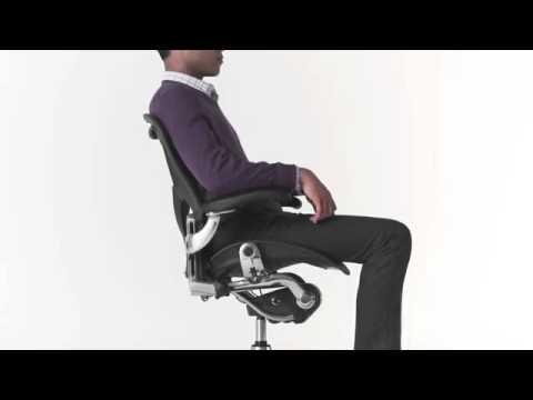Aeron Adjustment Video