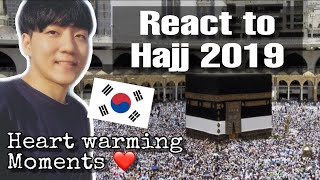 A Korean guy React to Hajj 2019