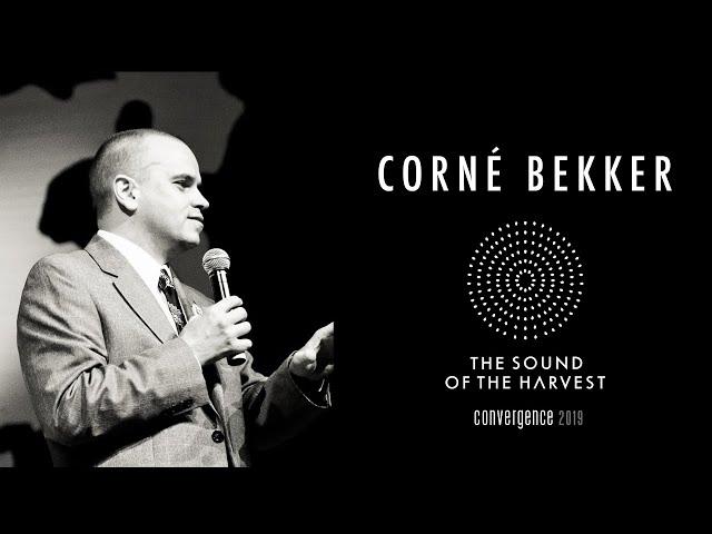 Convergence 2019 | A Future Beyond Imagination | Corné Bekker