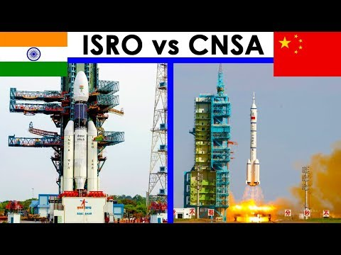 ISRO vs CNSA : Who's ahead in the Asian Space Race?