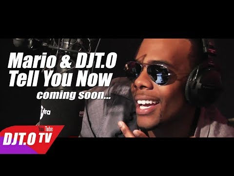 "Mario Barrett New Single 2016 with DJT.O ""Tell You Now"" Trailer  - DJT-O.com"