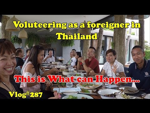 Volunteering as a Foreiner in Thailand. An example of what could happen.