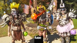 Gwar Goes Trick Or Treating