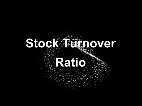 Stock Turnover Ratio: How to Calculate your Stock Turnover Ratio