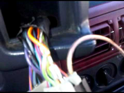 double plug wiring diagram for 87 93 mustang turn signals youtube  87 93 mustang turn signals youtube