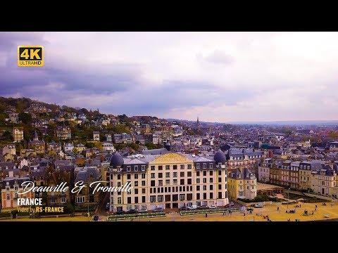 4K - Trouville & Deauville