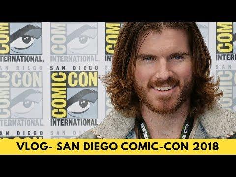 San Diego ComicCon 2018 Full Vlog!