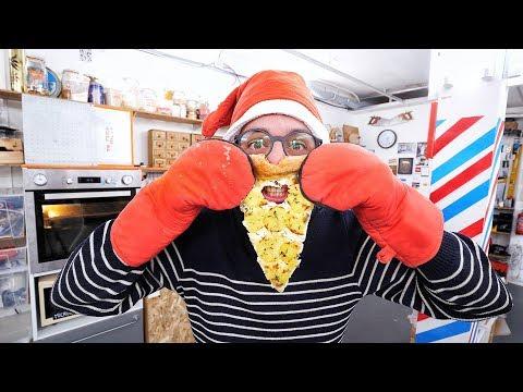 Christmas Pizza... Did I Commit Sacrilege ? #ad