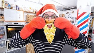 Christmas Pizza : Did I Commit Sacrilege ? #ad