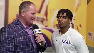 LSU WR duo Justin Jefferson and Ja'Marr Chase dominant in big victory vs. Florida