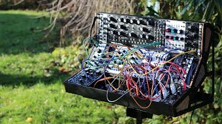 Molten Modular 14 - The inevitable 3rd row of Eurorack