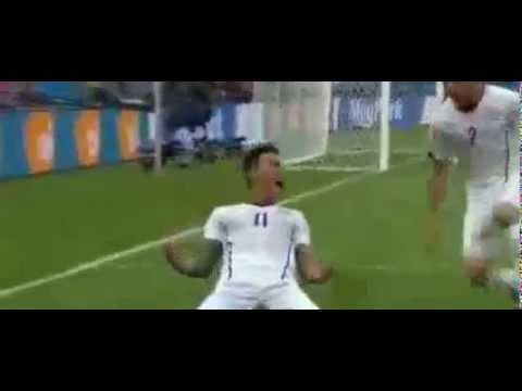Chile  CRUSH  Spain 2 0 ~ Match Highlights and Goals ~ World Cup 2014   YouTube