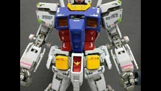Unicorn Gundam VS Gundam RX78-2