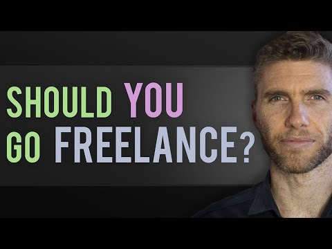 Making the Choice to Go Freelance