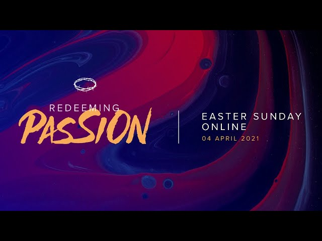 EASTER SUNDAY - 4TH APR