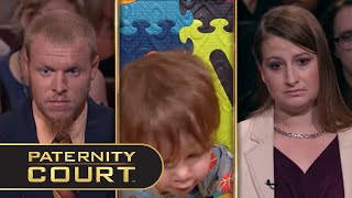Man Claims Woman Is Lying About 2 Year Relationship (Full Episode)   Paternity Court