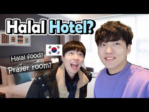 🇰🇷 Visiting Muslim Friendly Hotel In South Korea?!