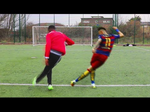 this football video proves I am the kid Neymar jr