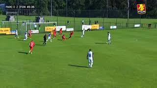 Highlights: FC Nordsjælland vs PAOK FC: 2-1