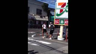 鎌ヶ谷中学校 中学生2人 岡 器物破損