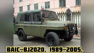 BAIC-Bj2020.  1989-2005.