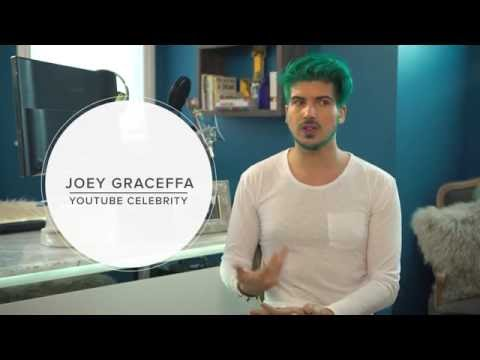 Room Makeover: Joey Graceffa's Office