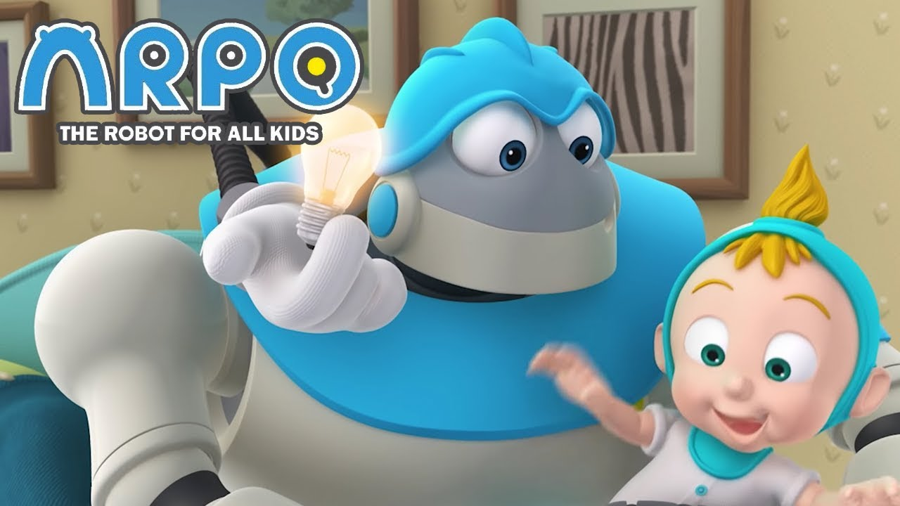 ARPO The Robot For All Kids - Bright Ideas | Compilation | Cartoon for Kids