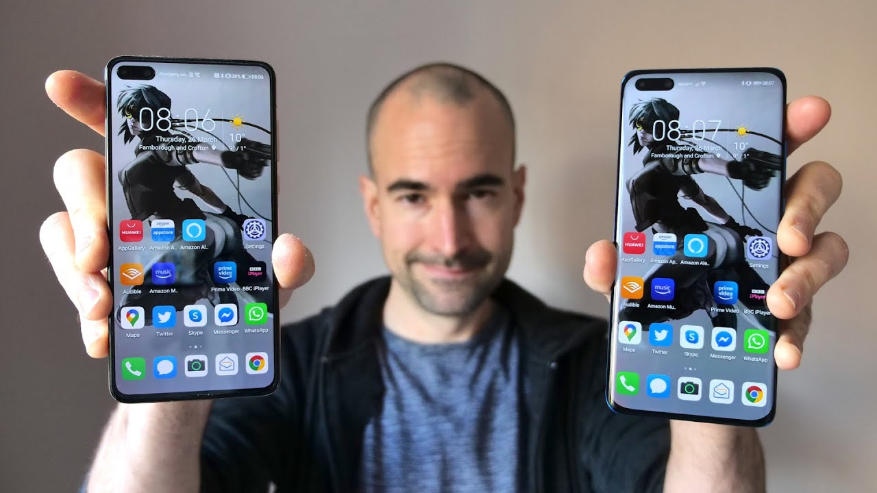 Photo of Huawei P40 vs P40 Pro | Should I upgrade to the Pro? – هواوي