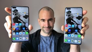 Huawei P40 vs P40 Pro | Should I upgrade to the Pro?