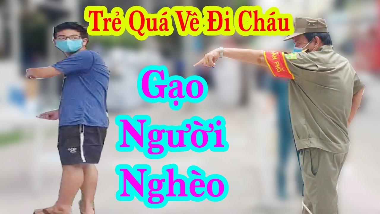 ATM Gạo Tân Phú Không Phát Gạo Trai Trẻ Bẻ Gãy Sừng Trâu Để Nhường Phần Cho Người Nghèo