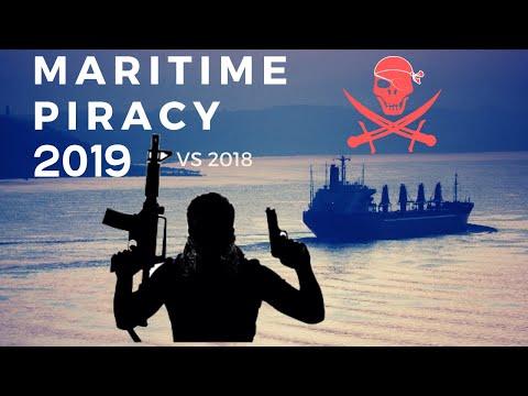 Sea Piracy in 2019