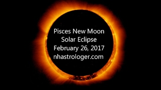New Moon Solar Eclipse February 26th 2017 The Spell is Over