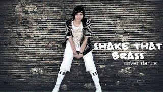 [COVER DANCE] AMBER (엠버) - SHAKE THAT BRASS (Feat. TaeYeon) by Lizzy (SkyLand)
