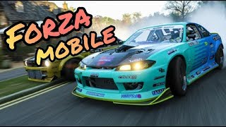 Мобильная Forza и как подключить геймпад к телефону