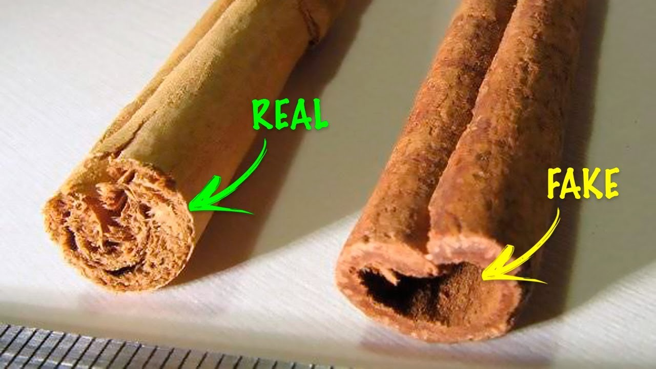 Is Your Cinnamon Fake? Differences Between Ceylon and Cassia Cinnamon