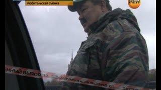 Нелегальные парковщики захватили центр Москвы. Экстренный вызов 112