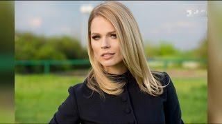 Українська телеведуча Ольга Фреймут втретє вагітна