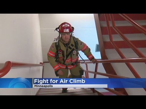 American Lung Association Hosts 'Fight For Air' Climb