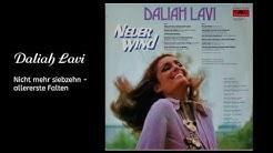Daliah Lavi: Nicht mehr siebzehn - allererste Falten