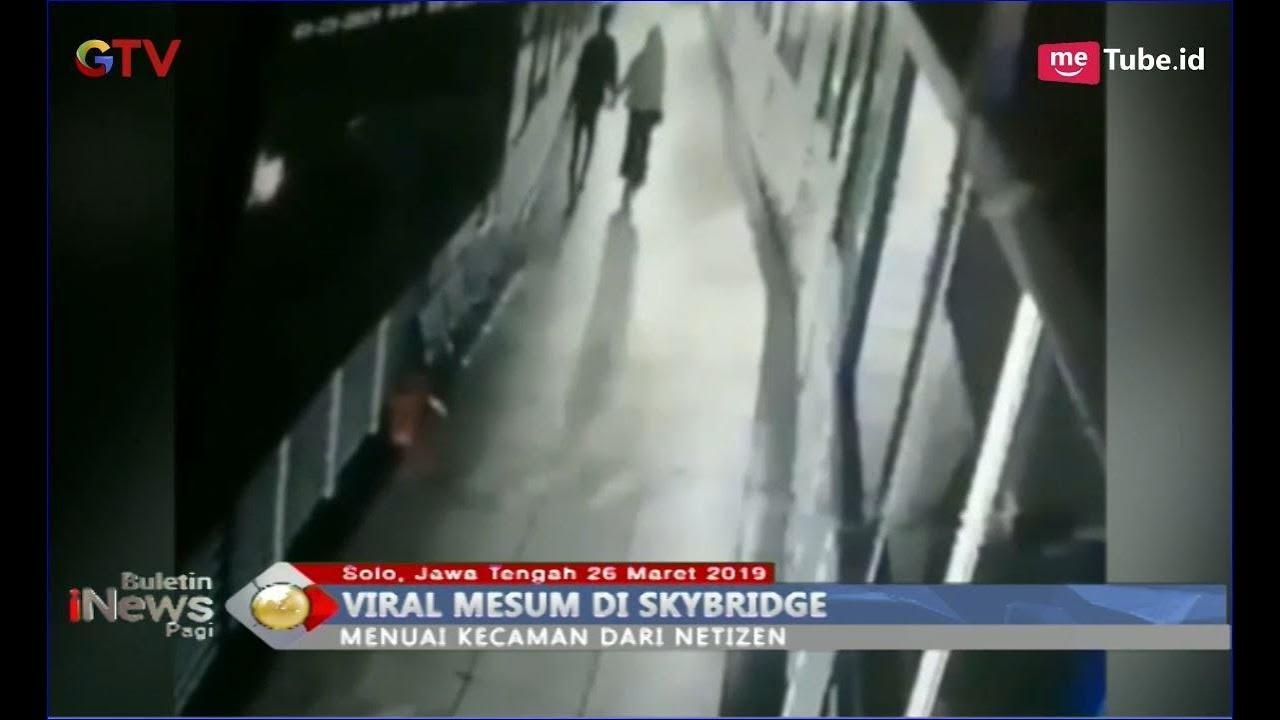Download Viral! Video Mesum di Skybrigde Terminal Tirtonadi, Solo - BIP 27/03