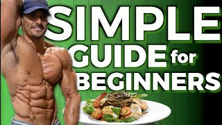 BEGINNER NUTRITION & TRAINING 101 (Macro Set Up Guide)
