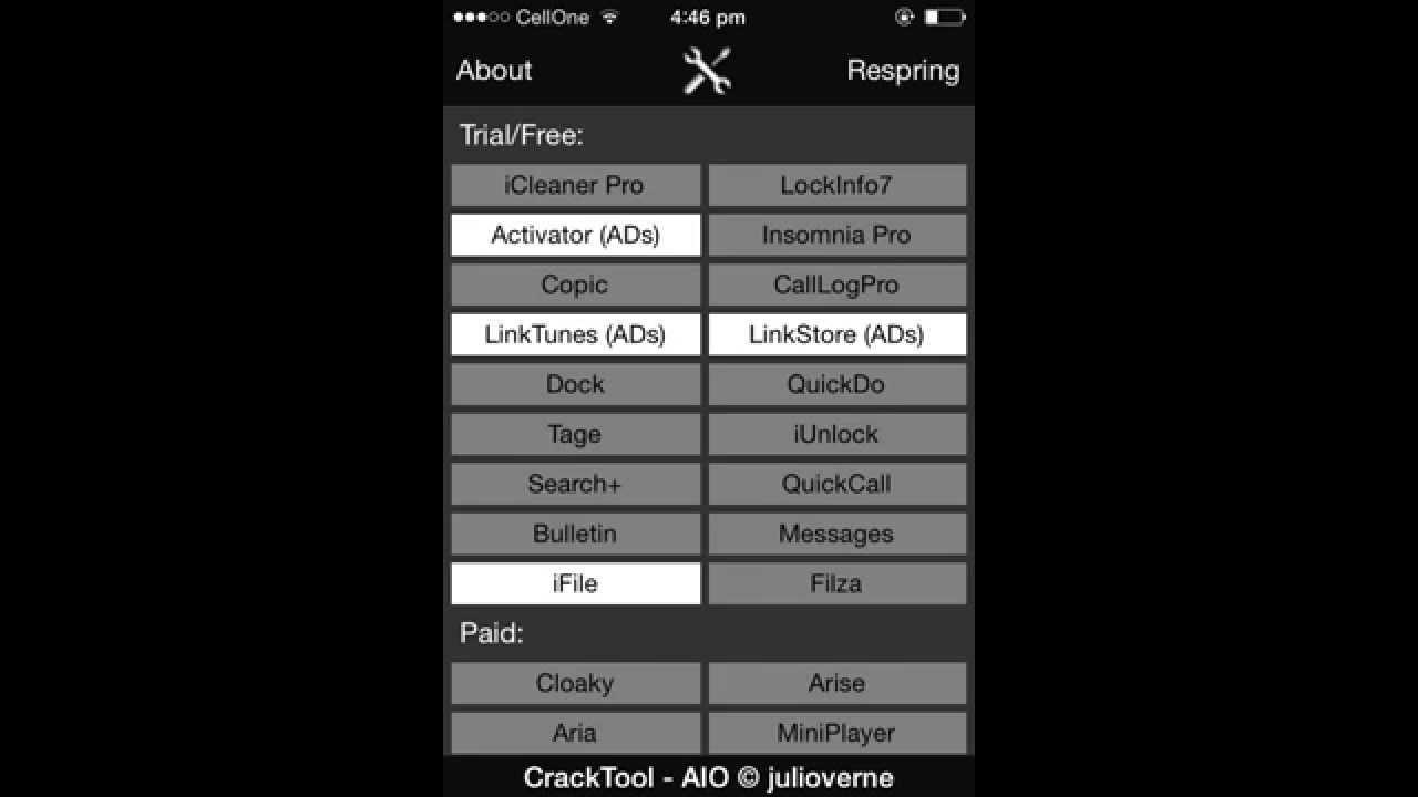 autotouch crack deb