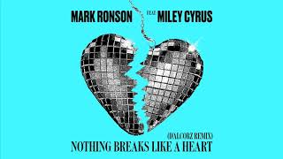 Baixar Mark Ronson feat. Miley Cyrus - Nothing Breaks Like a Heart (D'Alcorz Remix)
