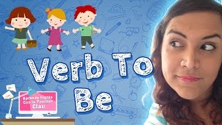 Aprende en Inglés el Verb To Be (Verbo To Be)