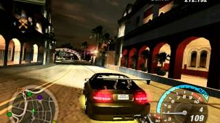Need for Speed: Underground 2 (Free Run: Honda Civic)